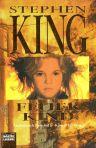 """Stephen King """"Feuerkind"""" (1980), Buchdeckel"""