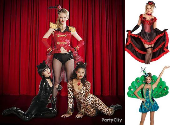 "Halloween Kostüme 2014: ""Burlesque"", (c) 2014 partycity.com"