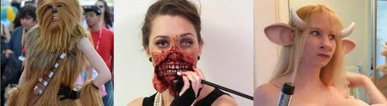 Halloween Kostüme 2014, CropTop (c) 2014 brigitte.de