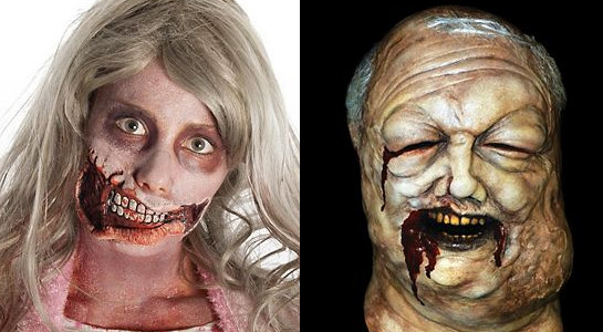 """Halloween Kostüme 2014: """"Walking Dead"""" (c) 2014 horror-shop.com"""