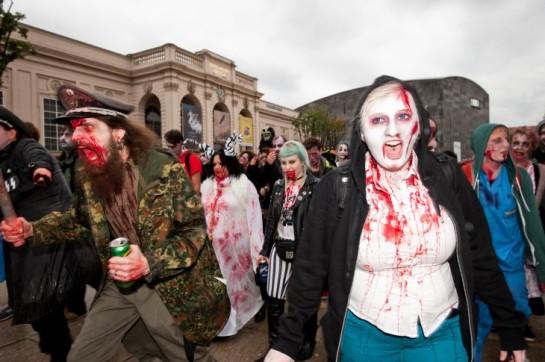 Slash Filmfestival 2014, Zombies MQ