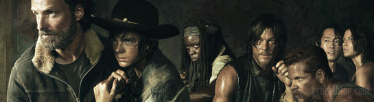 "AMC: ""Walking Dead Staffel 5″ (2014), CropTop"