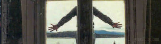 """Stephen King """"Shining"""" (1977), CropTop"""