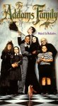 "Barry Sonnenfeld ""The Addams Family"" (1991), Filmplakat"