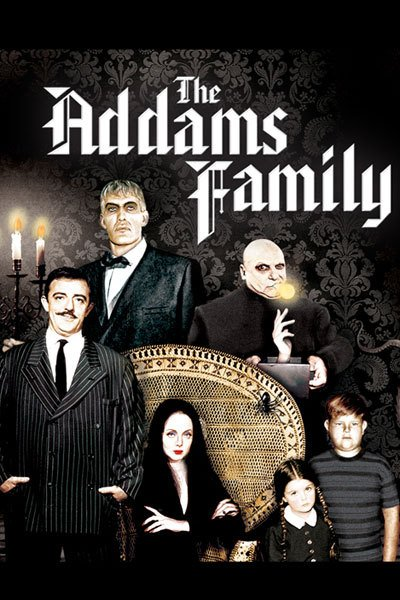 The Munsters vs. The Addams Family: and the winner is? (3/6)