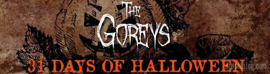 "The Goreys: ""What is Halloween?"", CropTop"