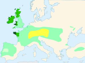 Kelten in Europa, (c) Wikipedia