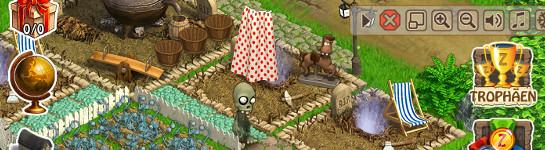 "Spiel ""World of Zombies"", CropTop"