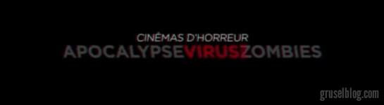 """ARTE """"Horrorfilme: Von Apokalypse, Viren und Zombies"""", CropTop"""