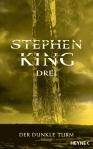 """Stephen King """"Der dunkle Turm (II) – Drei"""" (1987), Buchdeckel"""