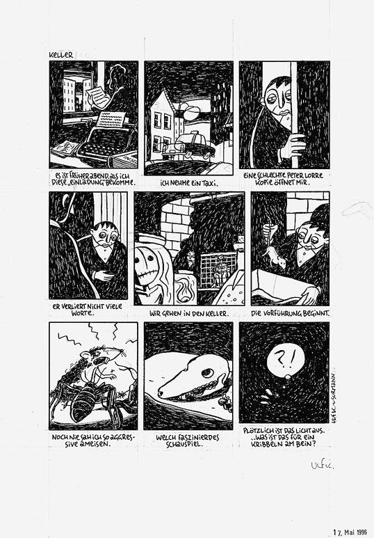 """Ulf K. """"Tango de la Mort"""" (2004), Auszug"""