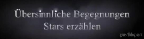 """bio.DOKU """"Übersinnliche Begegnungen - Stars erzählen"""", CropTop"""