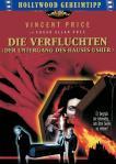 """Roger Corman """"Die Verfluchten - Der Untergang des Hauses Usher"""" (1960)"""