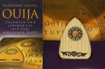 """Eleonore Jacobi """"Ouija"""" Buch und Spiel, Bild1 (c) Ansata Verlag"""