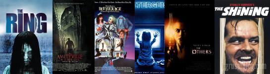 Top 10 der Geisterfilme