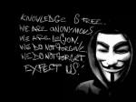 Anonymous Maske, (c) 2012 www.HiLobrow.com