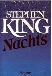 "Stephen King ""Nachts"" (1990), aus: Langoliers/Nachts, Buchdeckel"