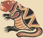Indianisches Horoskop, Totem Biber (c) stardreamer.beepworld.de