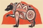 Indianisches Horoskop, Totem Braunbär (c) stardreamer.beepworld.de