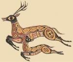 Indianisches Horoskop, Totem Hirsch (c) stardreamer.beepworld.de