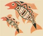 Indianisches Horoskop, Totem Lachs (c) stardreamer.beepworld.de