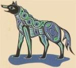 Indianisches Horoskop, Totem Wolf (c) stardreamer.beepworld.de