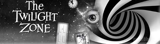 "Rob Serling & Co ""Twilight Zone"" (1959-2002), CropTop"