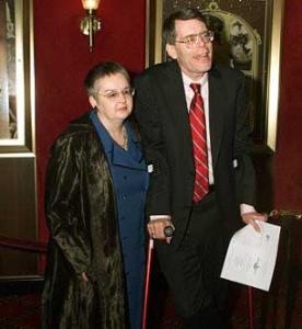 Stephen und Tabitha King, (c) http://imgarcade.com