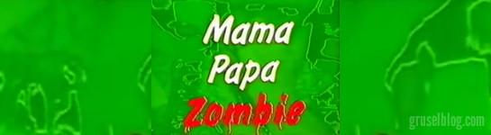 """ZDF """"Mama Papa Zombie"""" (1984), CropTop"""