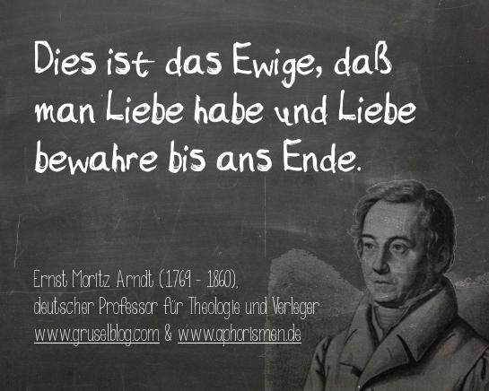 Zitat E. Arndt (18. / 19. Jh)