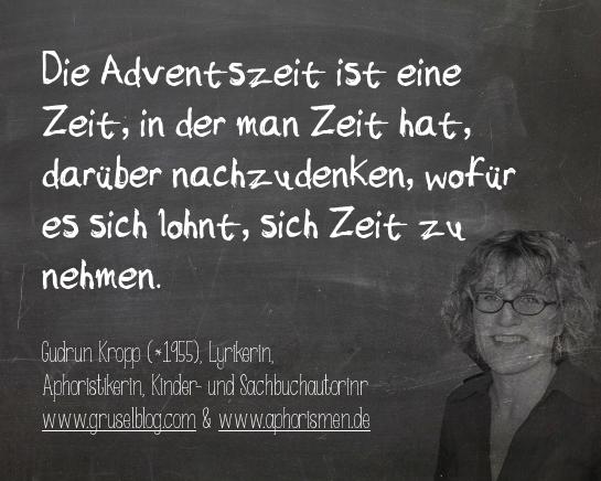 Zitat G. Kropp (20./21. Jh)