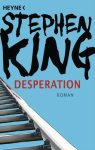"Stephen King ""Desperation"" (1996), Buchdeckel"