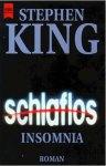 """Stephen King """"Schlaflos"""" (1994), Buchdeckel"""