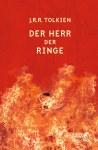 """J. R. R. Tolkien """"Der Herr der Ringe"""" (1969), Buchdeckel"""