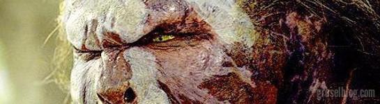 """Ork aus """"Der Herr der Ringe"""" von Peter Jackson (2001-2003)"""