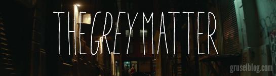 "McCoubrey Brothers ""The Grey Matter"" (2014), CropTop"