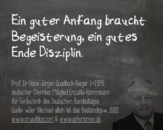 Zitat H.-J. Quadbeck-Seeger (20./21. Jh)