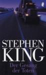 """Stephen King """"Der Gesang der Toten"""" (1985), aus: """"Blut"""", Buchdeckel"""