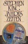"""Stephen King """"Frühling und Sommer"""" (1982), aus: """"Jahreszeiten"""", Buchdeckel"""