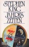 """Stephen King """"Herbst und Winter"""" (1982), aus: """"Jahreszeiten"""", Buchdeckel"""