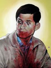 """Famous Zombie """"George McFly"""", (c) www.zootpatrol.com"""