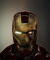 "Famous Zombie Comic ""Ironman"", (c) www.gadgetfeast.com"