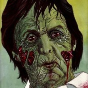 "Famous Zombie ""Paul McCartney"", (c) roflrazzi.cheezburger.com"