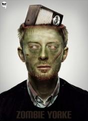 "Famous Zombie ""Yorke"", (c) Daniel A. Nardes, www.bloodyloud.com"