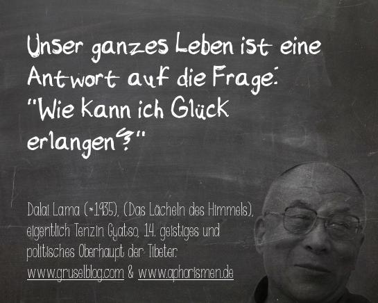 Zitat Dalai Lama (20./21. Jh)