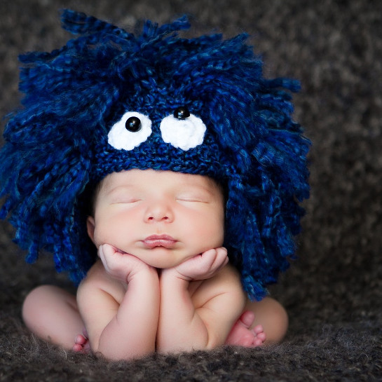 """Baby Cookie Monster"", (c) http://galleryhip.com"